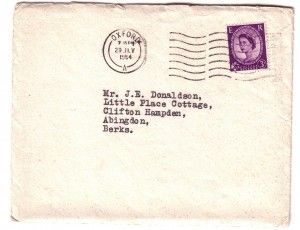 Envelope & Bill Hughes let OU DipPass JED 2_Page_1