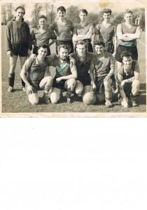 Ruskin football team 1962?