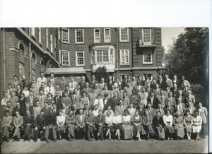 Ruskin students  1957 -9
